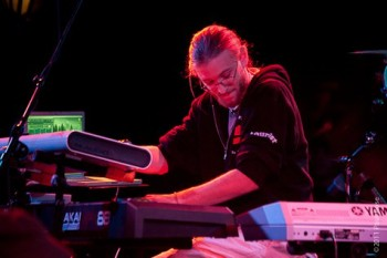 Chris Norton on keys