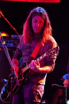 Erich Gobel on guitar