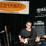 Headliners PSP made their SoCal debut at WF! Wes' biggest influence, Pino Palladino, grooving like only he--and Wes--can