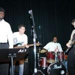 Danny Mo, Gabe Jones, Marty Walsh & Cleveland Jones