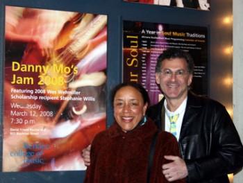 Danny & Paula - Danny Mo Jam '09