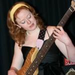 Steffie on Bass