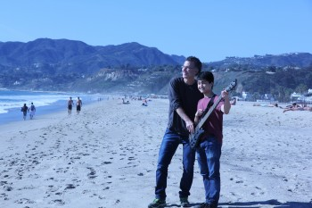 The yearly photosession at the beach.... Danny Mo & Jed (John Wehmiller)
