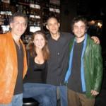Danny, Katie, Abe & Will