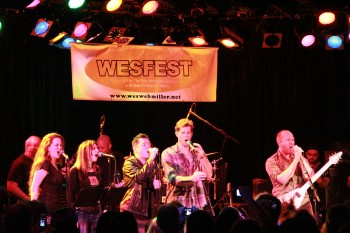 Mike Keneally, Kira Small, Ali Handal, Jude Gold, Jude Crossen, Ben Thomas, Brendon Small, Rick Musallam (John Wehmiller)