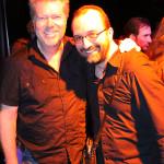 JR Robinson & Joe Travers (Ron Lyon)