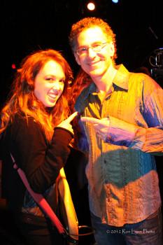 Hayley & Danny Mo (Ron Lyon)