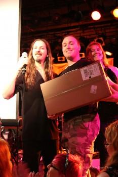 Winner of the GK MB500 bass amp! (Ron Lyon)