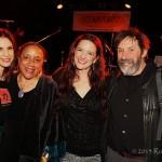Ali Handal, Paula Wehmiller, Kira Small, John Wehmiller (Ron Lyon)