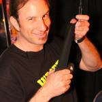 Awesome stage tech Nate Dawson (Ron Lyon)