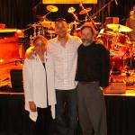 Paula, Abe and John Wehmiller (Ron Lyon)