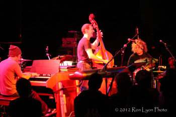 Casualties of Jazz (Matt Rohde, Chris Golden, Jimmy Paxson) ((Ron Lyon)