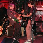 Wes and Mike Keneally at the Belly Up (San Diego, December 15, 2004)