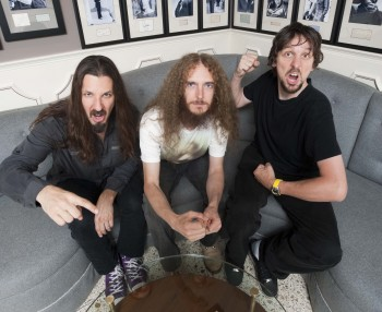 The Aristocrats - Photo by Alex Solca