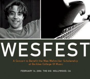 WesFest 1 DVD