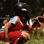 Catcher on the Braves