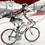 Cycling to Saddle Peak