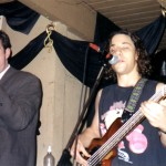 Colin & Wes - I, Claudius at the Crooked Bar (Sunset Strip, '96-'97)