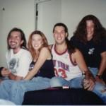 Joe, Kira, Bryan & Wes - LA (1994)