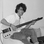 Wes w/ his Yellow Bass