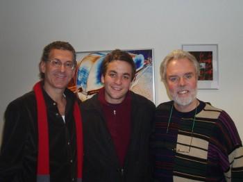 Danny, Will & Rich